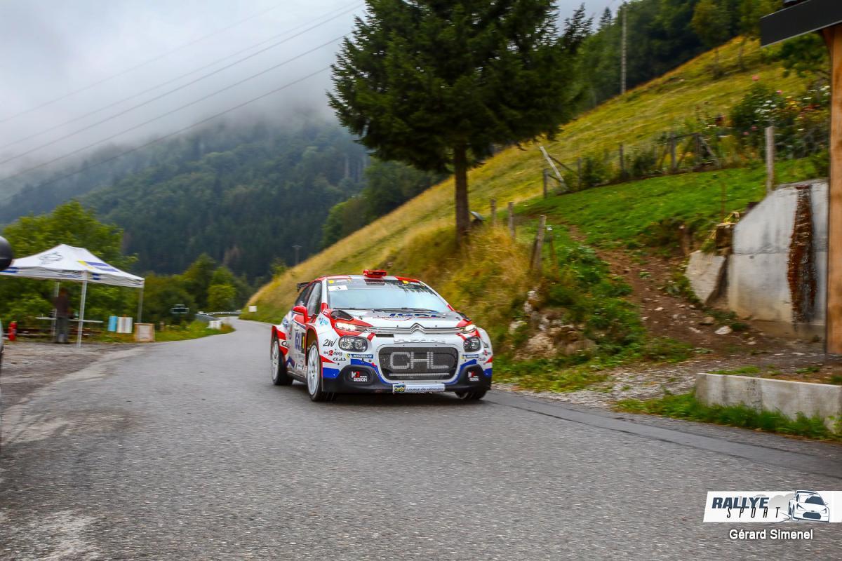Rallye mont blanc 2018