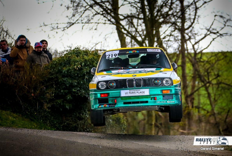 Photos Rallye du Touquet VHC 2020 (Gérard Simenel)