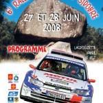 Rallye du Sidobre 2010