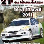 Rallye des Coteaux du Layon 2011