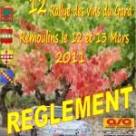 Rallye des Vins du Gard 2011