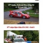 Rallye Dijon Côte d'Or 2011