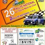 Rallye Epine Mont du Chat 2011