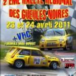 Rallye des Gueules Noires 2011