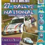 Rallye de la Suisse Normande 2011