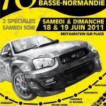 Rallye de Basse Normandie 2011