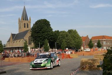Rallye d'Ypres 2011