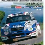 Rallye du Limousin 2011