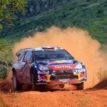 Nouveau doublé pour la DS3 WRC