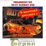 Rallye de Fourmies en Avesnois 2011