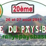 Rallye du Pays Basque 2011