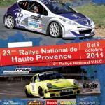 Rallye de Haute-Provence 2011