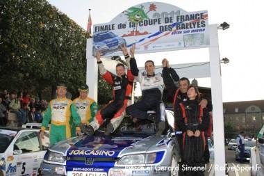 Classement finale coupe de france des rallyes 2011 - Coupe de france des rallyes ...