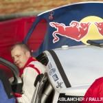 Mikko Hirvonen en tests Monte-Carlo