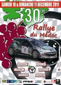 liste des engag s rallye du medoc 2011. Black Bedroom Furniture Sets. Home Design Ideas