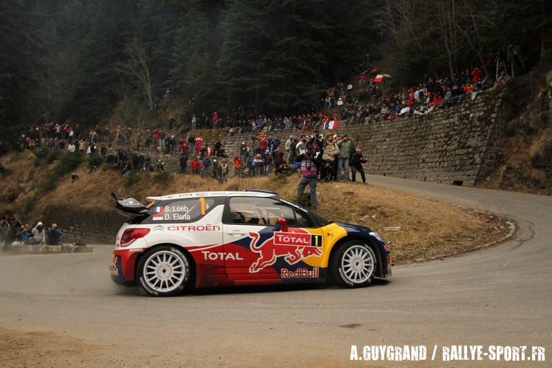 [Citroën WRC] OFFICIEL Avec Ogier et Lappi en 2019 !! Loeb