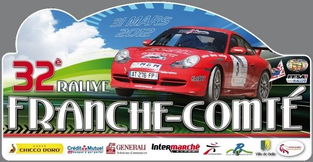 Rallye Franche Comte 2012