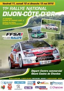 Dijon Cote d'Or 2012