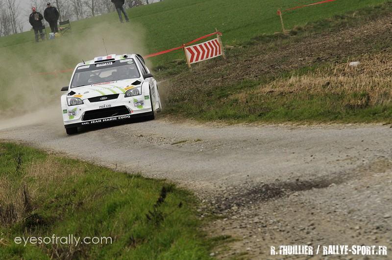Rallye Lyon Charbonnieres 2012