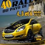 Classement direct Rallye du Pays de Dieppe 2012