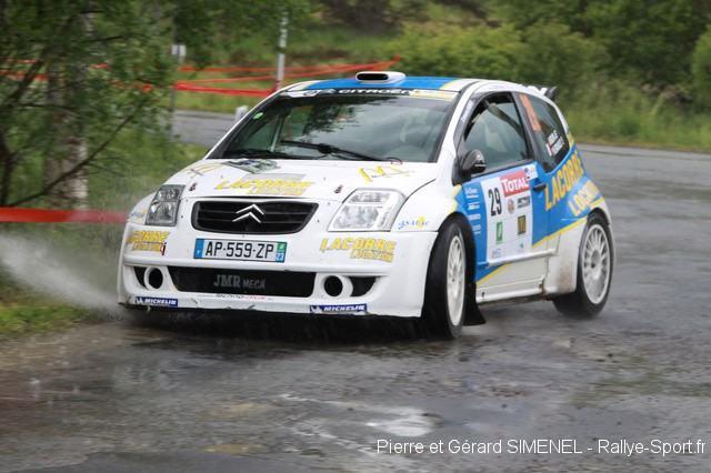 Vigion au Touquet 2012 en DS3 R3