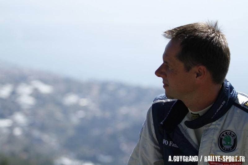 Freddy Loix sur l'ensemble du championnat de France 2012