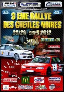 Gueules Noires 2012