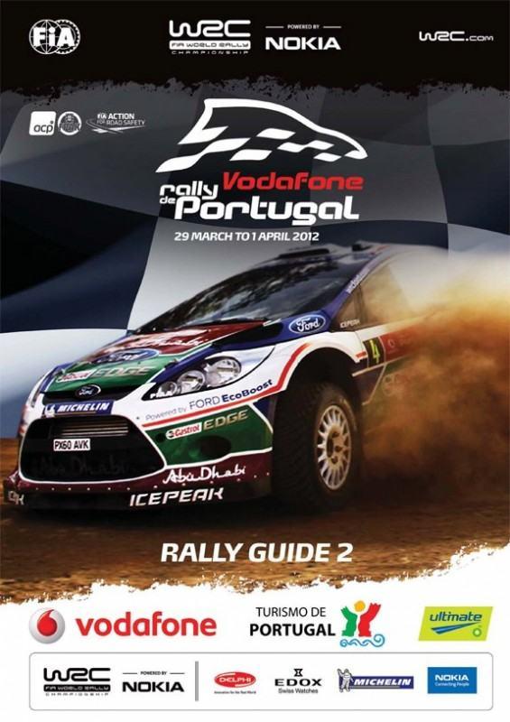 Pronostics Rallye du Portugal 2012
