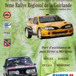 Classement direct Rallye de la Guirlande 2012
