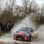 Classement direct Rallye d'Argentine 2012