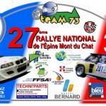 Rallye de l'Epine Mont du Chat 2012