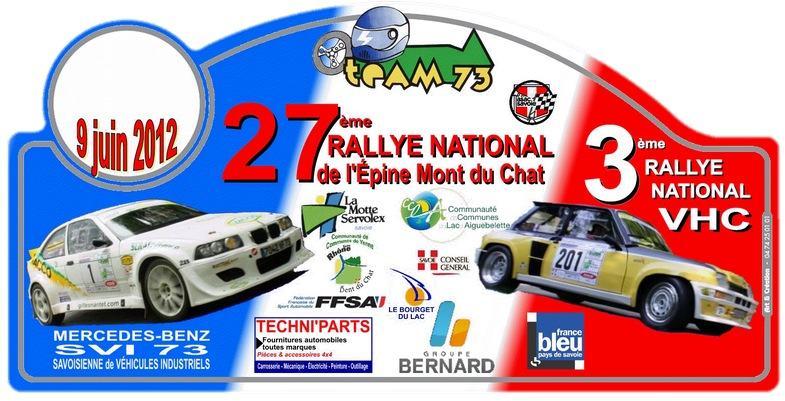 Epine Mont du Chat 2012