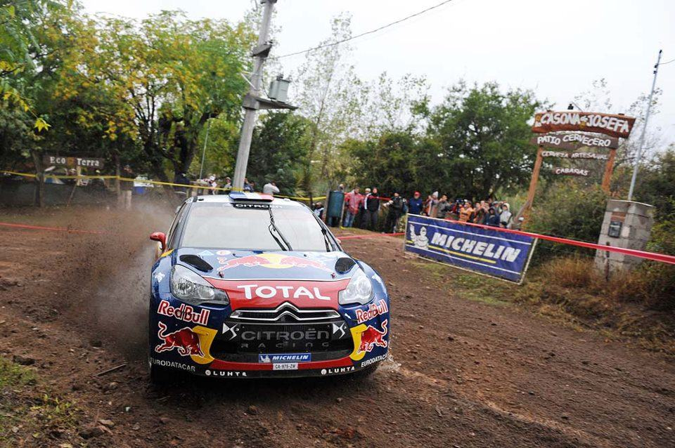 Loeb les plus rapide en qualifications