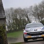 Mikkelsen le plus rapide au shakedown en Irlande