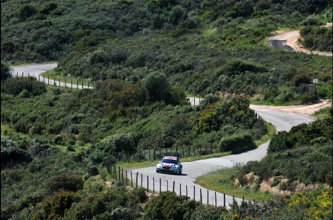 ES2- Tour de Corse