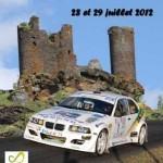 Rallye de Bagnols les Bains 2012