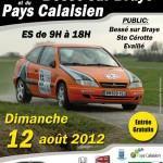 Rallye de Bessé-sur-Braye 2012