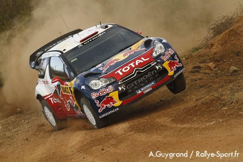 Rallye d'Espagne 2012
