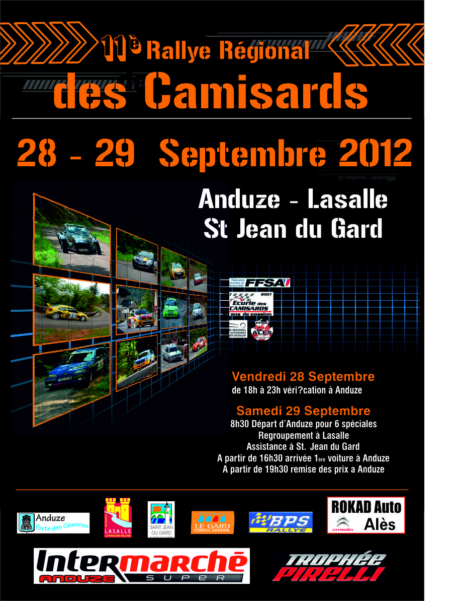 Camisards-2012