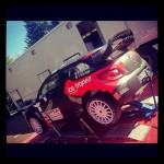 Chardonnet en tests avec la DS3 WRC