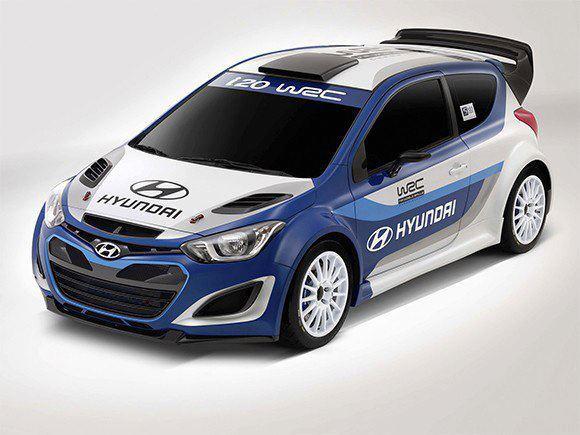 Hyundai WRC i20