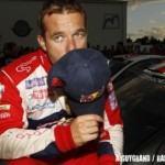 Sébastien Loeb en semi-retraite
