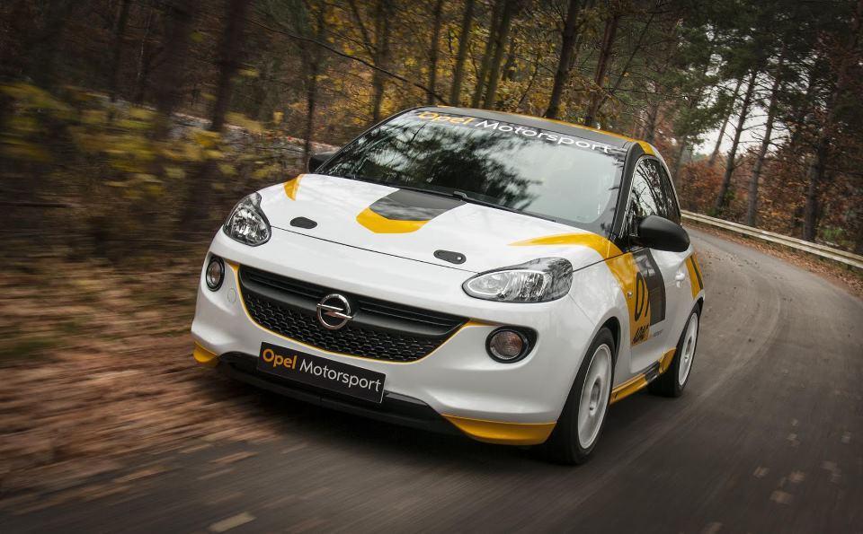 Opel Motorsport Adam R2
