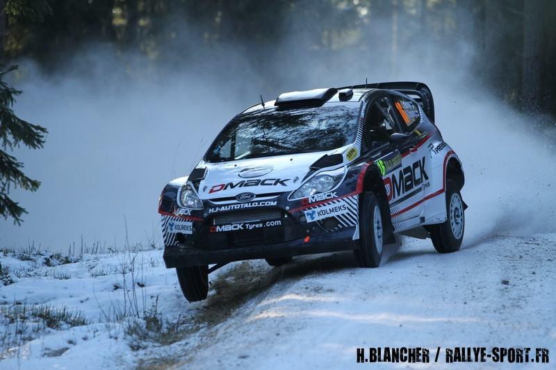 Programme Rallye de Suede 2013