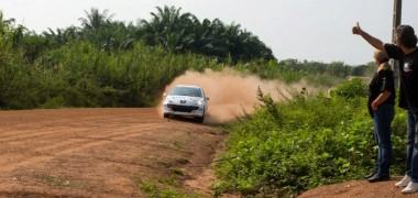 Bonnefis Bandam Rallye 2012