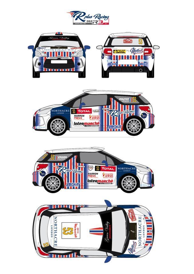 Poutot-DS3-R3-Monte-Carlo 2013