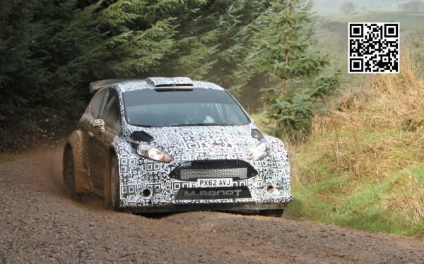 Fiesta R5 en tests