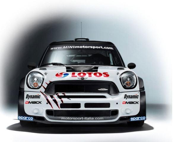 Mini WRC Lotos