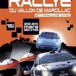 Rallye du Vallon de Marcillac 2013