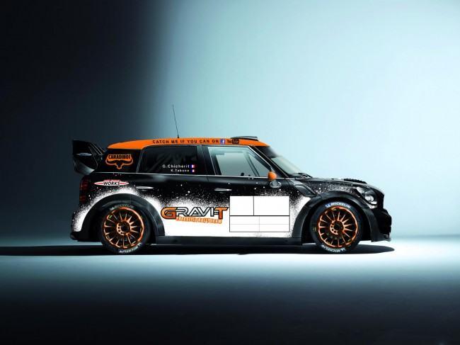 Chicherit - Mini WRC